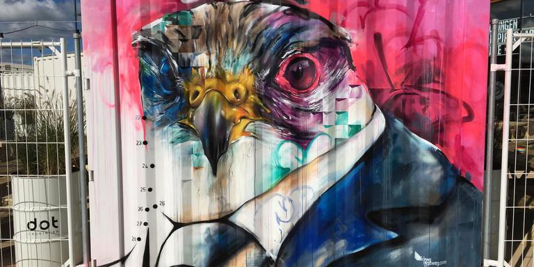 Kunstenaar: Klaas Lageweg