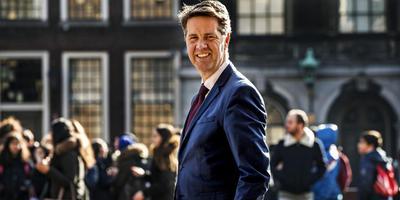 Tweede Kamerlid Martin Bosma van de PVV. Foto: Pim Ras