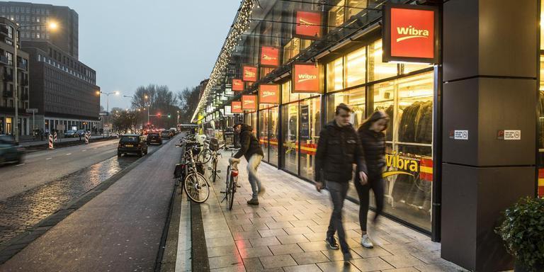 Winkelcentrum Paddepoel. Foto: Duncan Wijting