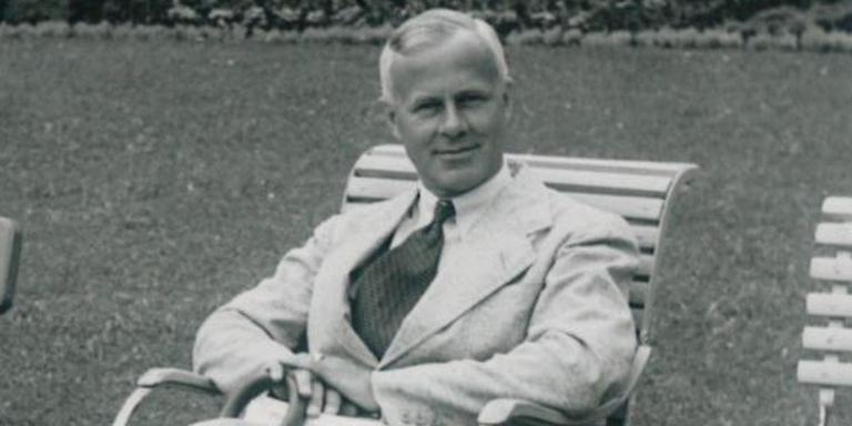 Iman Jacob van den Bosch. Foto familiecollectie