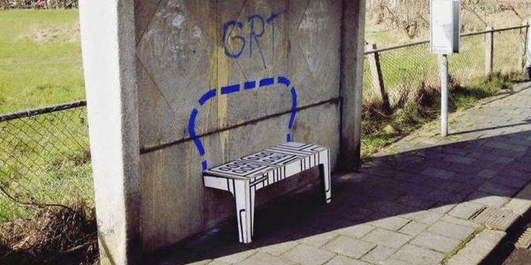 Wildgroei van wilde bankjes groningen - Thuis opslag bench wereld ...