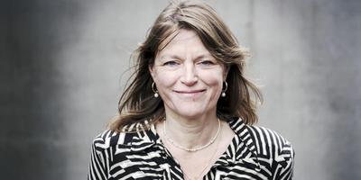 Kinderombudsvrouw Margrite Kalverboer vraagt al twee jaar lang aandacht voor de jeugd in het aardbevingsgebied. Foto Archief