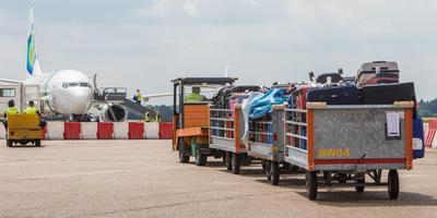 Aandeelhouder provinice Groningen maakt even pas op de plaats. Foto: Groningen Airport Eelde