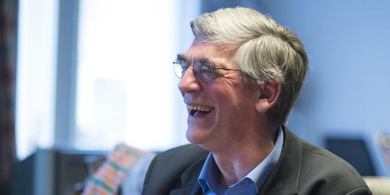 Neurowetenschapper Gert Holstege van het UMCG.