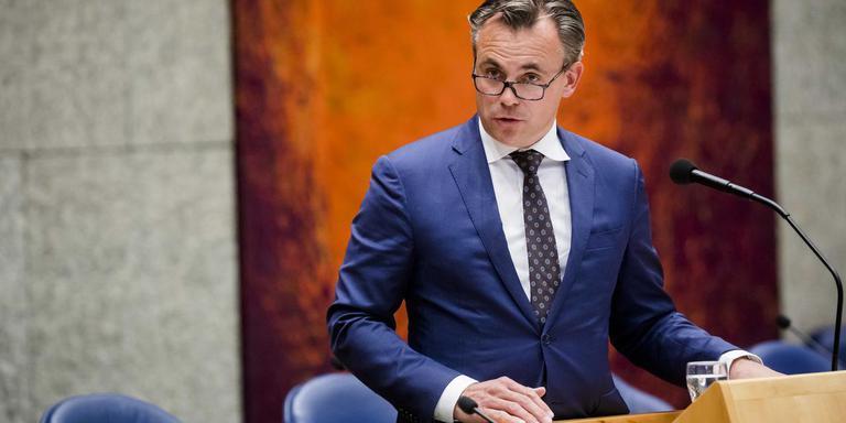 Staatssecretaris Mark Harbers heeft twee uitnodigingen uit Westerwolde gekregen