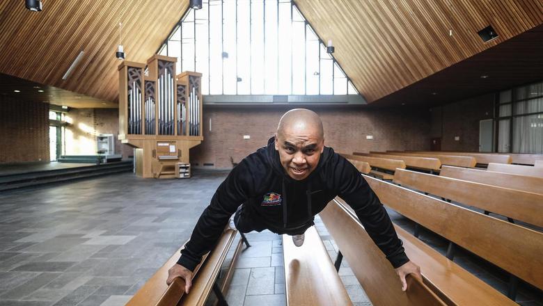 Stefan Alfons. Foto: Jan Willem van Vliet