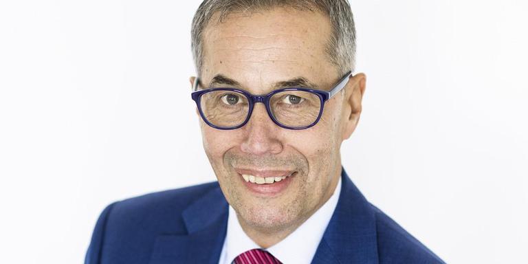 Wethouder Michiel Verbeek van Haren. Foto gemeente Haren