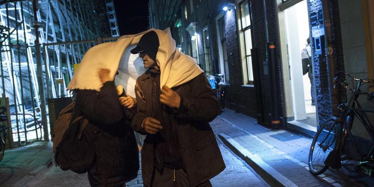 aantal daklozen nederland