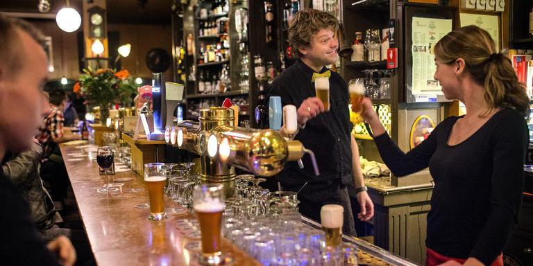 Belgisch café de Pintelier in Groningen eindigt op de tweede plaats in de Misset Café Top-100