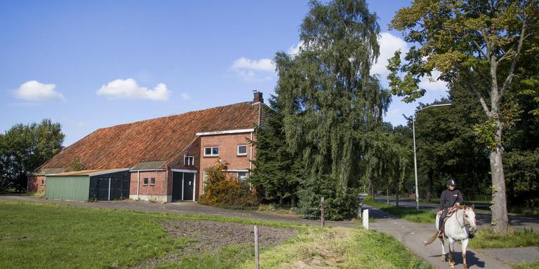 Voor de oude boerderij Erve Huisingh heeft zich een kandidaat-koper gemeld. Foto Archief DvhN