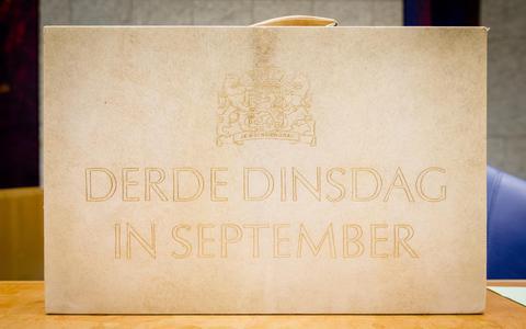 Het is bijna Prinsjesdag: Neem de cijferbrij met een korreltje zout, de gemiddelde Nederlander heeft er weinig aan