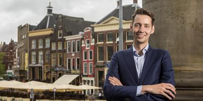 Wethouder en formateur Matthias Gijsbertsen