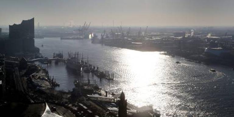 WOII-munitie komt vrij door lage stand Elbe
