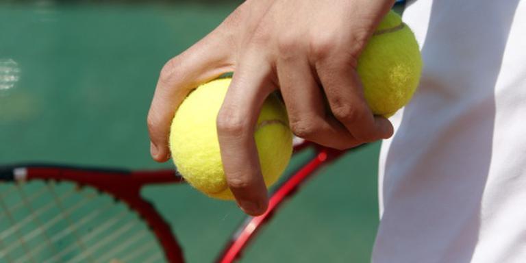 Ongewoon wedgedrag bij match Australian Open