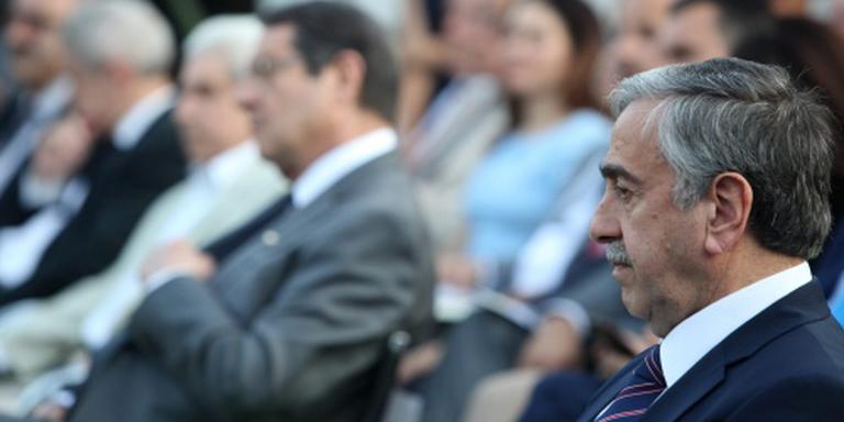 Cyprus wil weer praten na lijmactie VN
