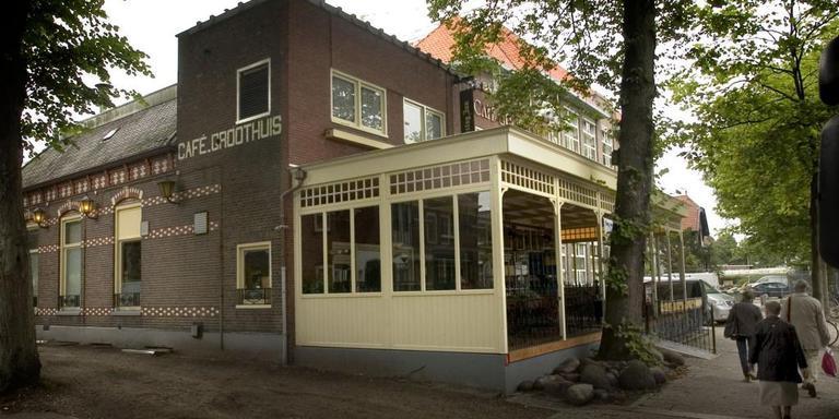 Groothuis in Emmen op een na beste café