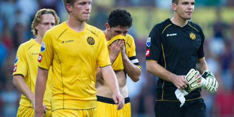 Malki keert niet terug in selectie Roda JC