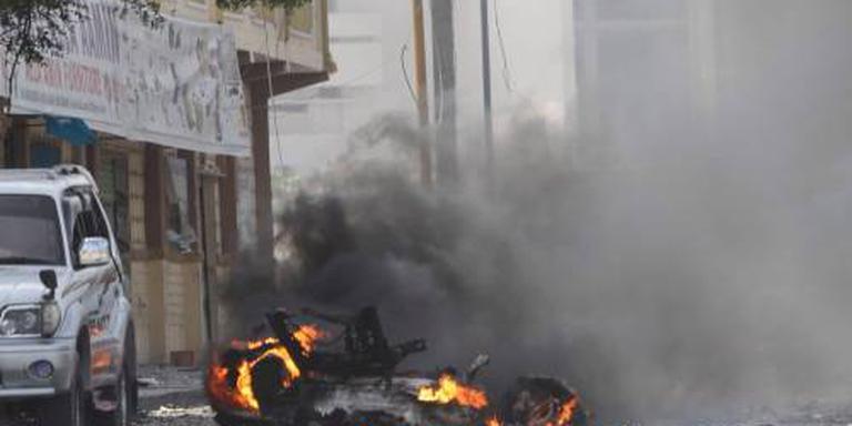 Tientallen doden bij aanslag Al-Shabaab