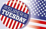 In Beeld: Superdinsdag