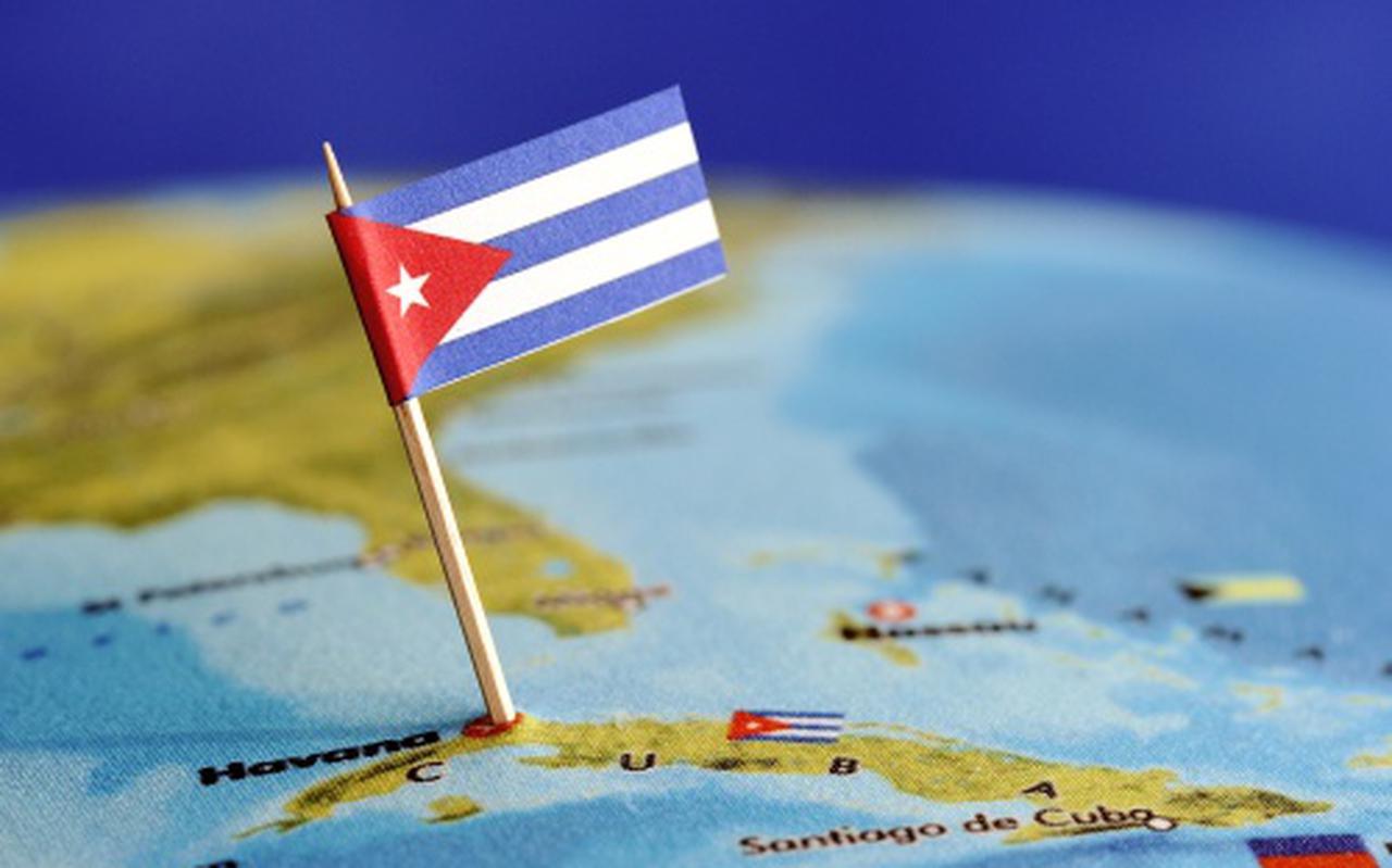 Daniel Abma en Alex Bakker (Hoogeveen, 1978) maakten in Cuba de film Transit Havana over het recht op geslachtsverandering. Foto: ANP