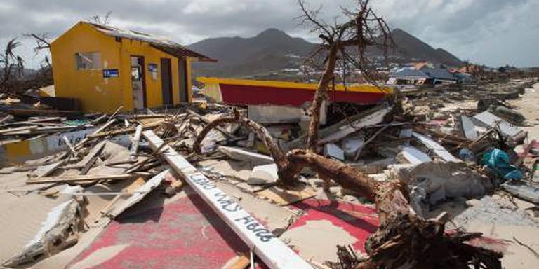 EU: 49 miljoen voor opbouw Frans Sint-Maarten