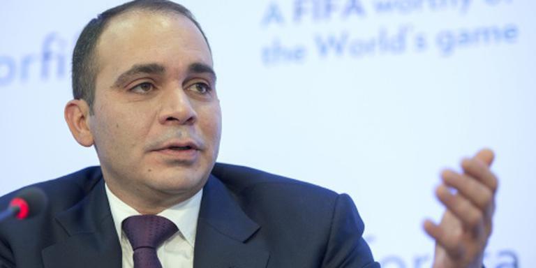 Prins Ali wil uitstel FIFA-verkiezing