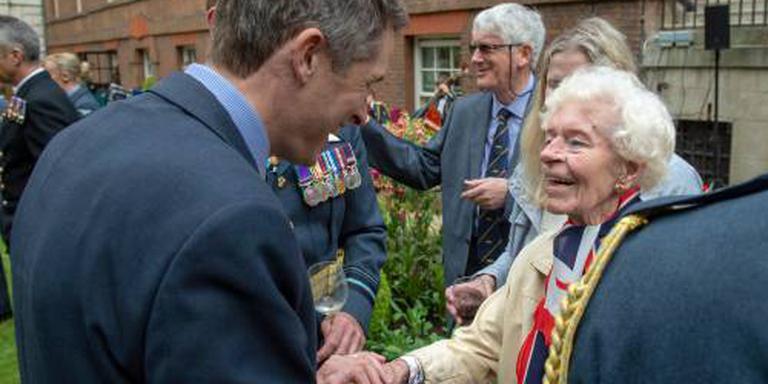 Britse Spitfire-pilote Ellis (101) overleden
