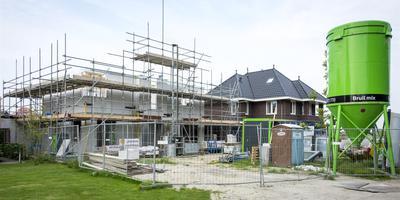 Nederland bouwde vorig jaar een record aantal nieuwe woningen.