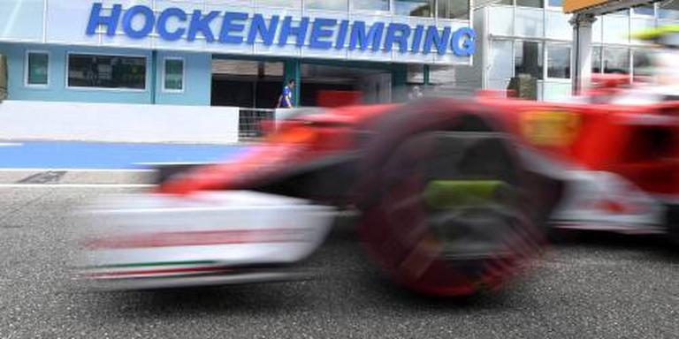 'Duitse Grand Prix niet op F1-kalender 2017'