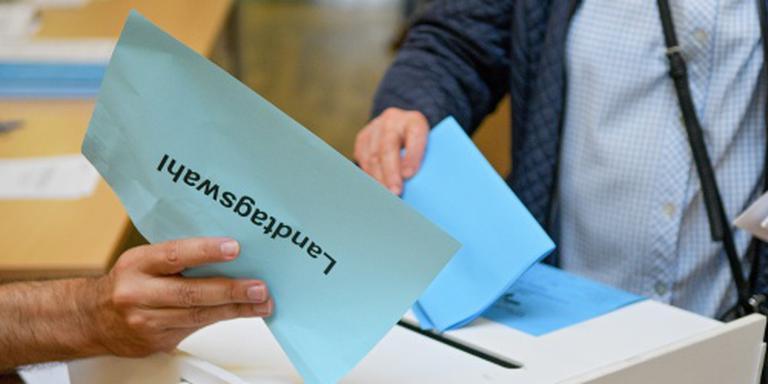 SPD wint, AfD groter dan CDU