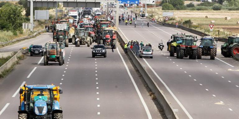 VID waarschuwt truckers voor 'zwarte woensdag'