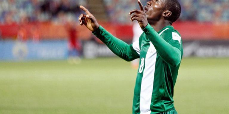 NEC huurt Nigeriaanse spits van Liverpool