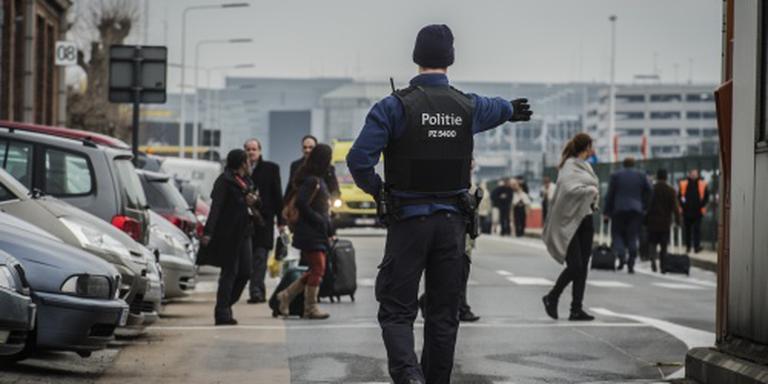 Luchthavenpolitie Zaventem dreigt met staking