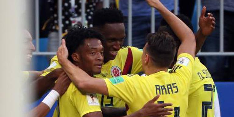 Senegal uitgeschakeld op WK door gele kaarten. Foto: