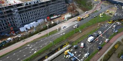 Utrecht: mensen mogen naar buiten