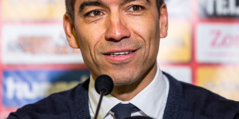 Van Bronckhorst trots op Feyenoord