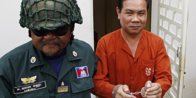 Cel voor politicus na geintje over Vietnam