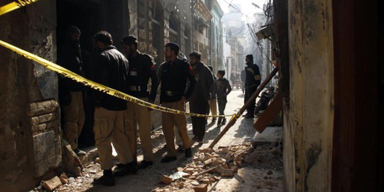 Doden bij aanslag moskee in Pakistan