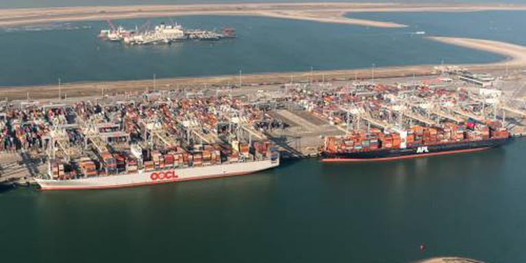 Cameratoezicht douane in Rotterdamse haven