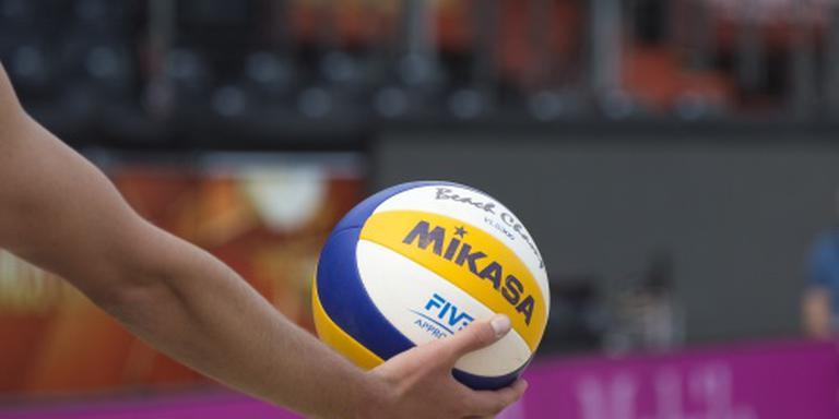 Volleyballers verslaan gastland Turkije