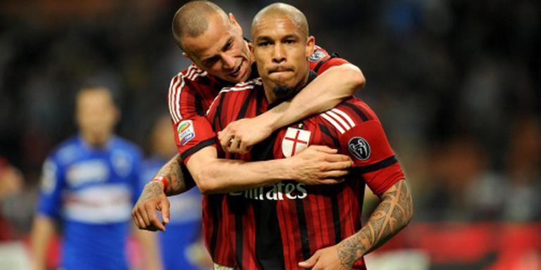 AC Milan laat De Jong transfervrij gaan