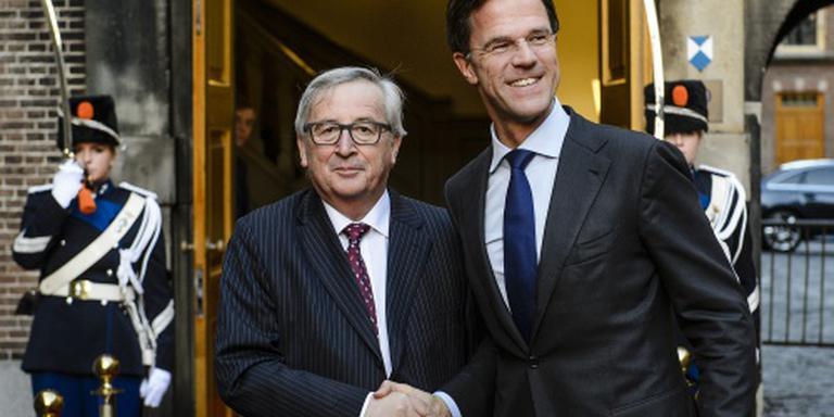 Rutte hamert op versterking Europese markt