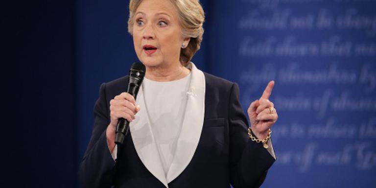 'Leugens' Trump overvielen Clinton