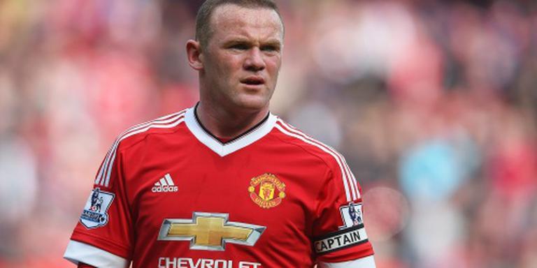 Rooney wil Scholes achterna bij ManUnited