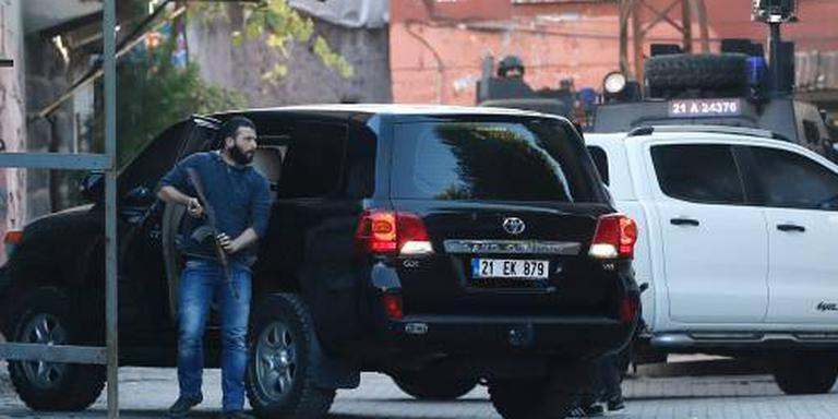 Burgemeester Diyarbakir gearresteerd