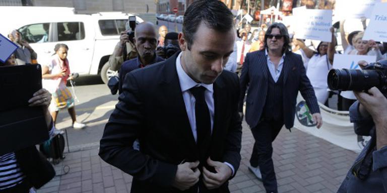 Pistorius hoort straf pas in juni