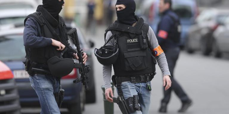 'Politieactie niet gericht op Abdeslam'