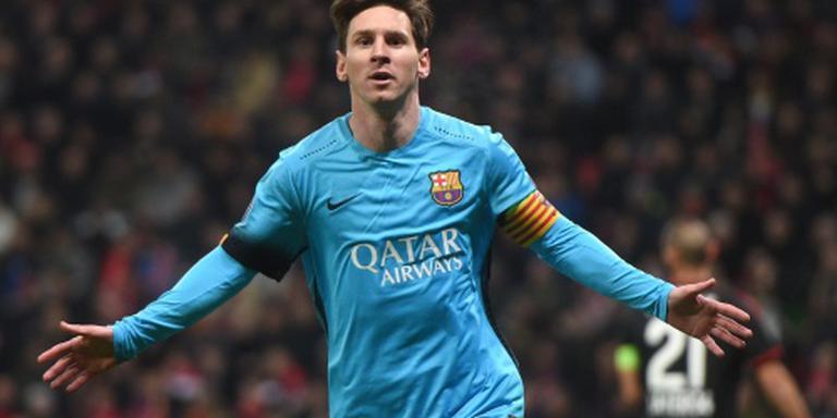 Messi wil 'fantastisch' jaar overtreffen