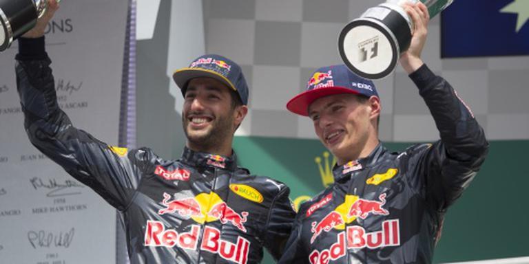 Verstappen verpersoonlijkt terugkeer Red Bull