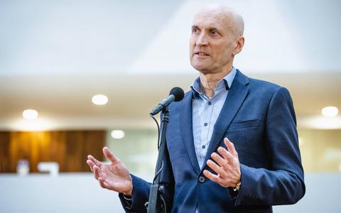 Ernst Kuipers telt af tot het voorjaar: 'Nu nog even doorzetten met lockdown betekent vanaf mei coronamaatregelen heel snel versoepelen'
